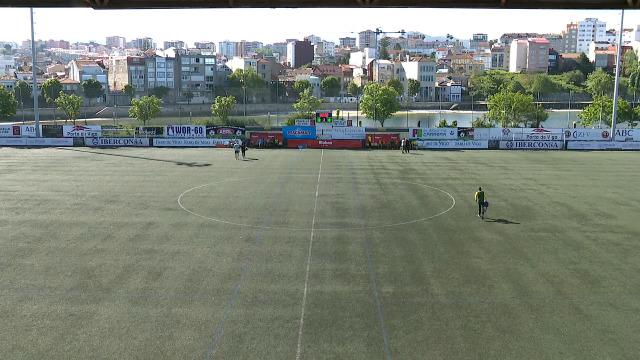 Fútbol. Segunda B - Grupo I (35ª xornada): Rápido de Bouzas - As Palmas Atlético - 28/04/2019 11:00