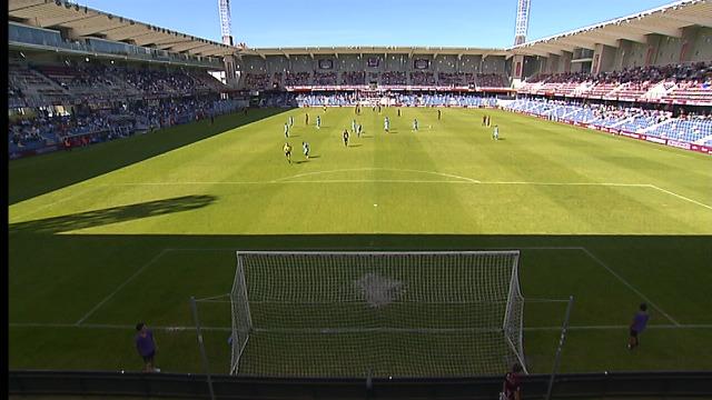Fútbol. Segunda B - Grupo I (37ª xornada): Pontevedra - Atlético de Madrid B - 12/05/2019 18:00