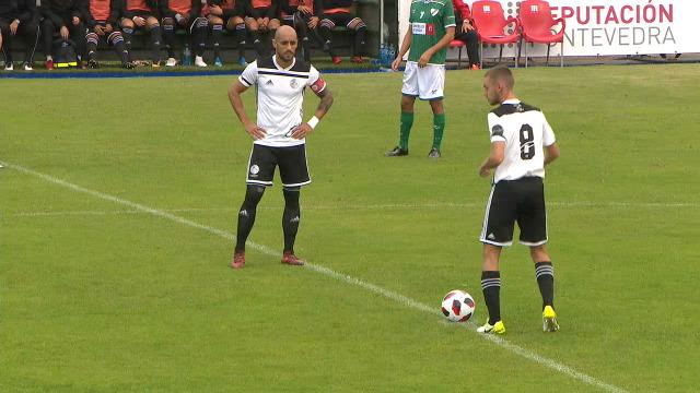 Fútbol. Segunda B - Grupo I (8ª xornada): Coruxo - Salamanca - 14/10/2018 12:00