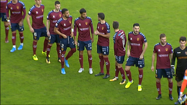 Fútbol (Segunda B): Pontevedra C. F. - U. P. Langreo - 01/12/2019 17:00