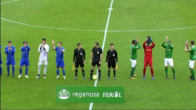 Fútbol (Segunda B): Racing de Ferrol - Real Oviedo B - 29/02/2020 18:00