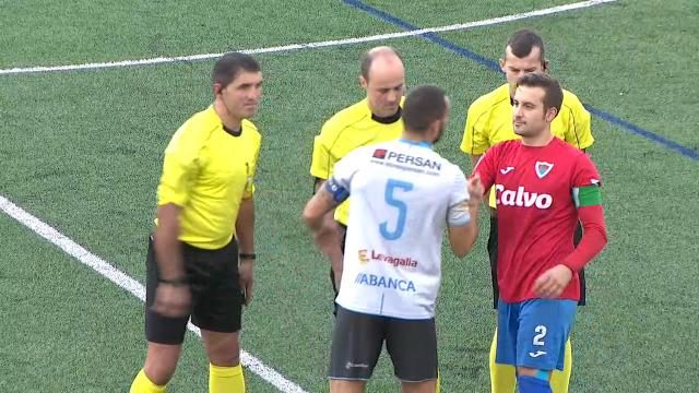 Fútbol. Terceira (13ª xornada): Bergantiños - Ourense CF - 17/11/2018 12:00