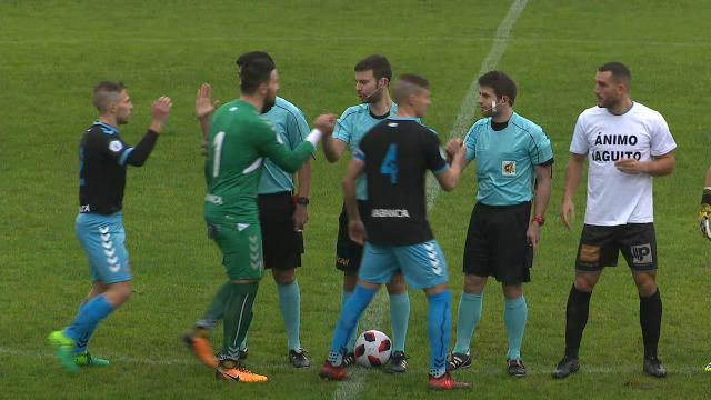 Fútbol. Terceira (14ª xornada): Ourense CF - Polvorín - 24/11/2018 12:00