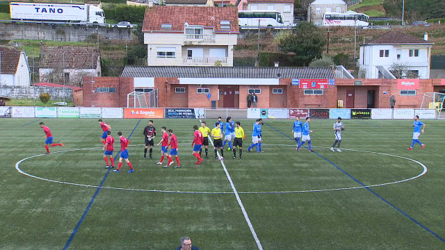 Fútbol. Terceira (20ª xornada): Choco - Bergantiños - 20/01/2019 17:00