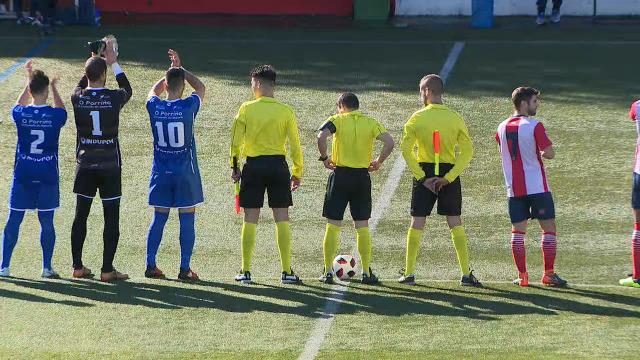 Fútbol. Terceira 7ª xornada. Alondras - Porriño Industrial - 13/10/2018 17:00