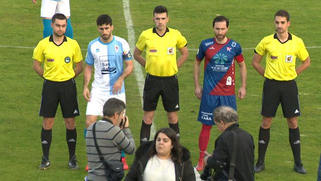 Fútbol (Terceira): C. D. Barco - S. D. Compostela - 02/02/2020 17:15
