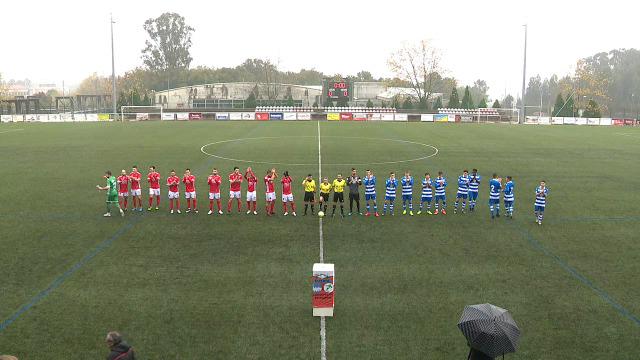 Fútbol (Terceira): C. D. Estradense - R. C. D. Fabril - 10/11/2019 21:20