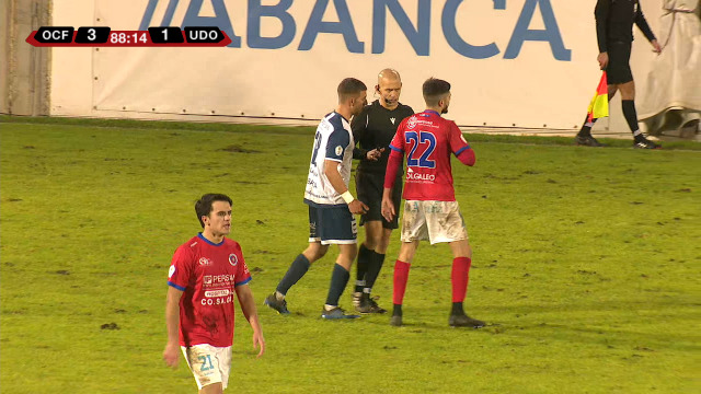 Fútbol Terceira: Ourense C. F. - U. D. Ourense - 05/12/2020 21:23