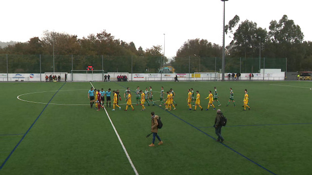 Fútbol (Terceira): U. D. Paiosaco - S. D. Compostela - 24/11/2019 17:00