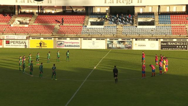 Fútbol Terceira: U.D. Ourense - Arenteiro - 29/11/2020 21:12