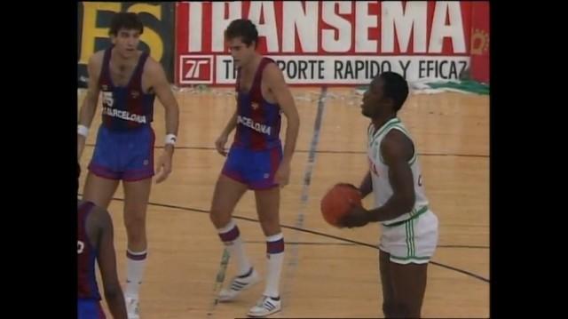 Liga ACB 1985-86 (9ª xornada): Clesa Ferrol - F. C. Barcelona - 26/06/2020 10:27