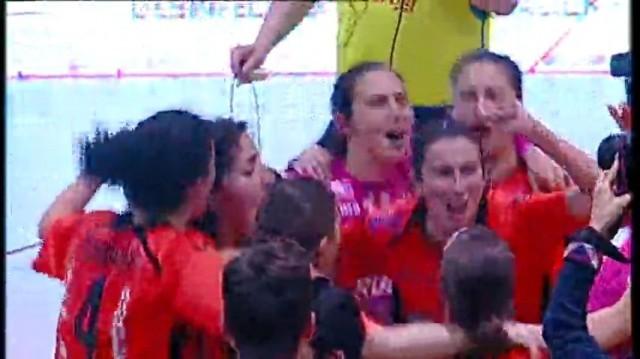 Liga Nacional de fútbol sala feminino 2012-13 (29ª xornada): Pescados Rubén Burela - Futsi At. de Madrid - 29/06/2020 09:02