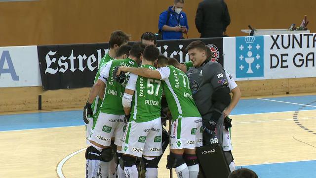 OK Liga: Deportivo Liceo - C.P. Vic - 15/11/2020 15:06