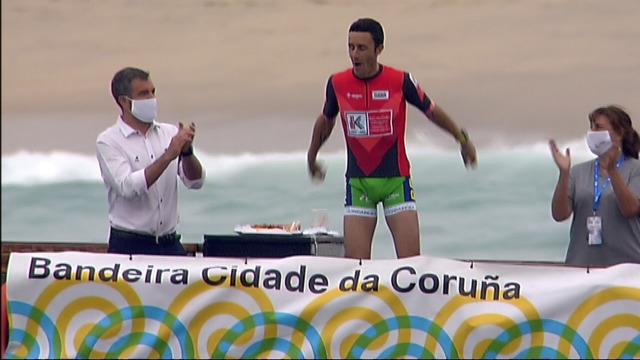 Traiñeiras, Liga ACT: IV Bandeira Cidade da Coruña (xornada 1) - 04/07/2020 22:06