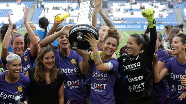 Trofeo Teresa Herrera fem: R.C. Deportivo - Granadilla - 11/08/2019 00:01