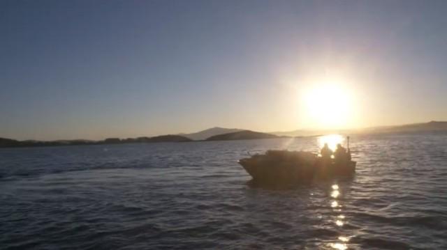 Cabo de Cruz, o mar en calma de Arousa - 17/03/2019 15:40