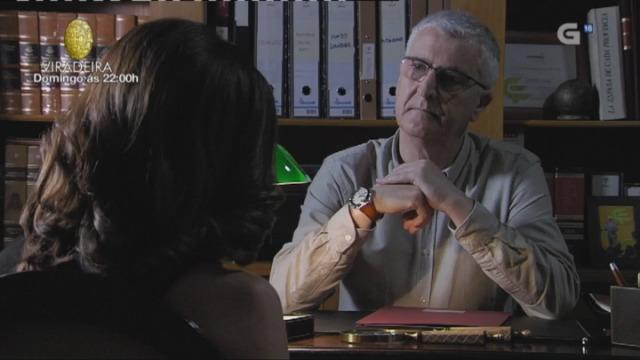 Conseguirá Rebeca cerrar o trato con Evaristo? - 14/02/2018 23:06