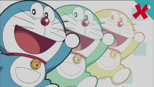 Doraemon, sintonía de 2005 - 05/04/2019 15:03