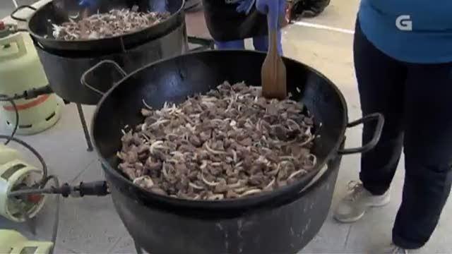 Feira da Carne ao Caldeiro de Castro de Carballedo - 29/04/2017 20:00