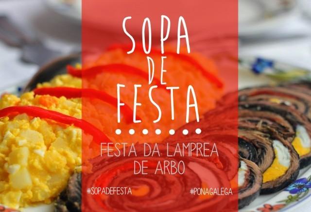 Festa da lamprea de Arbo - 27/04/2015 23:15