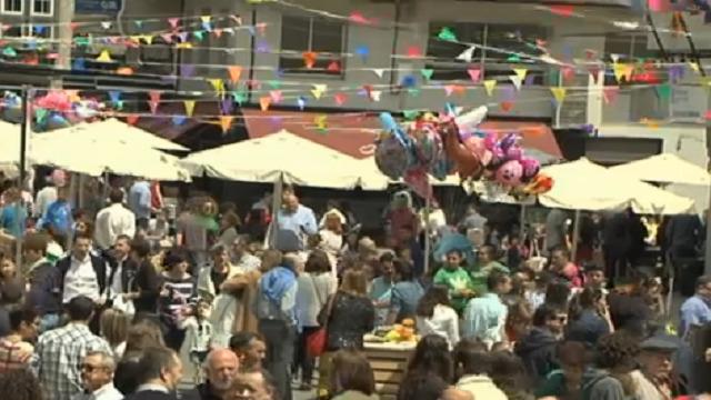 Festa do Salmón da Estrada - 17/05/2016 00:30