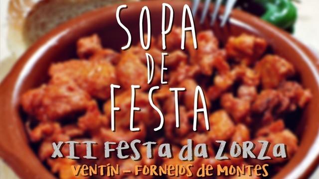 XII Festa da Zorza en Fornelos de Montes - 19/09/2016 22:45