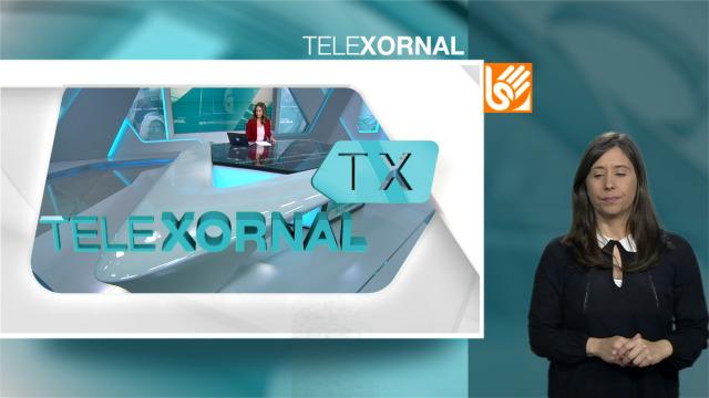 Telexornal Mediodía con Lingua signos - 08/04/2020 14:30