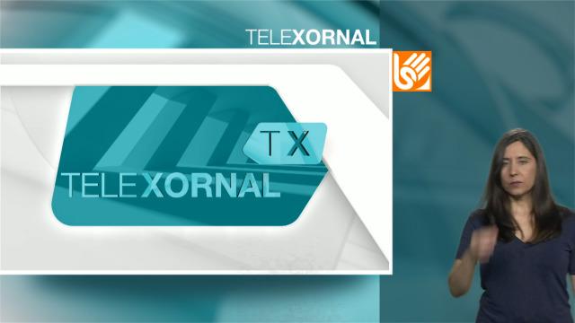 Telexornal Mediodía en Lingua de Signos - 22/05/2020 14:30