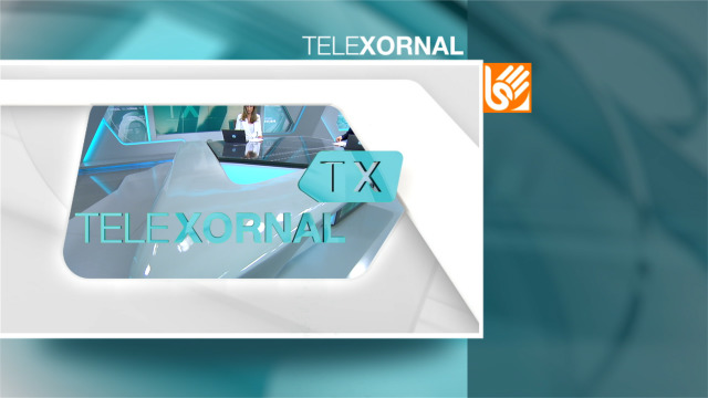 Telexornal Mediodía Lingua de signos - 25/06/2020 15:30