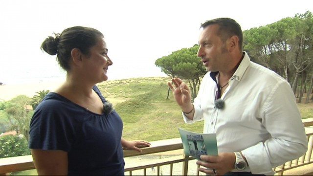 Programa 33: Manolo e Carmen de Cabo de Cruz / Antonio e Miriam en Montalvo - 30/08/2014 16:00