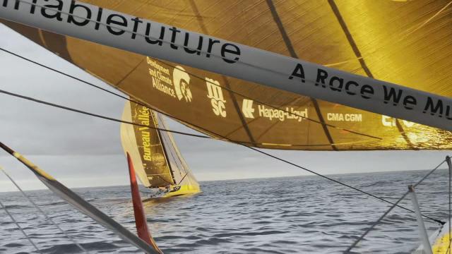 Vendée Globe (6ª semana) - 10/01/2021 15:00