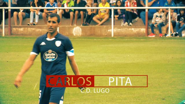 Carlos Pita (C.D. Lugo) - 16/03/2020 09:05