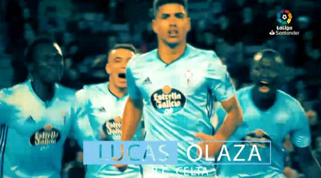 Lucas Olaza (R. C. Celta) - 27/12/2019 09:51