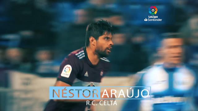 Néstor Araújo (R. C. Celta) - 08/01/2020 17:16