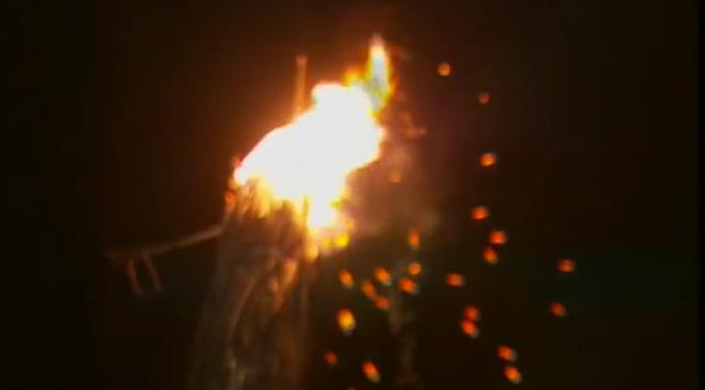 Arden as fachas en Castelo - 13/09/2015 22:30