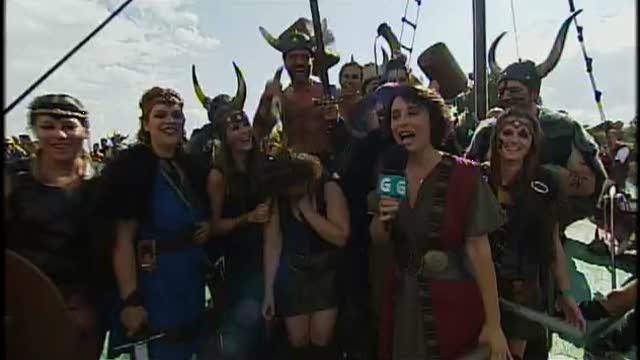 Capítulo 89. Vaia Troula: Desde a Romaría viquinga de Catoira - 03/08/2014 22:30