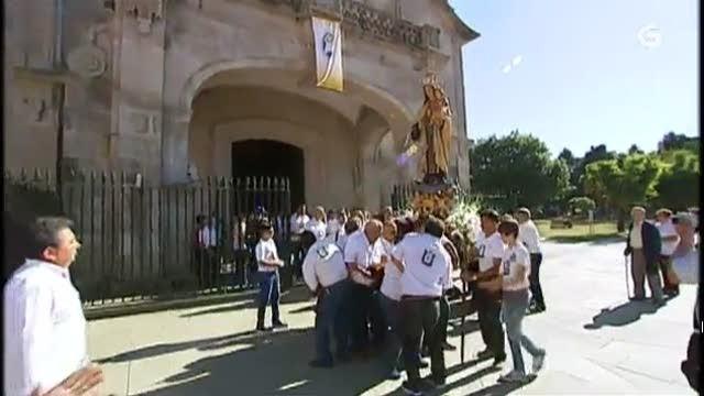 Desde a Festa do Carme de Marín - 17/07/2016 22:00