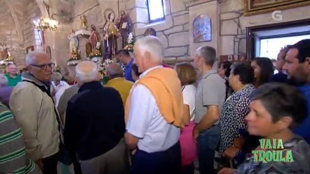 Desde a romaría de Santa Marta de Ribarteme das Neves - 30/07/2017 22:30