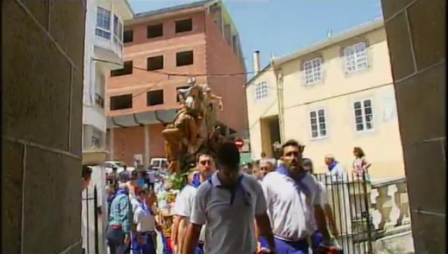 Festa da Virxe do Carme en Foz - 19/07/2015 22:30