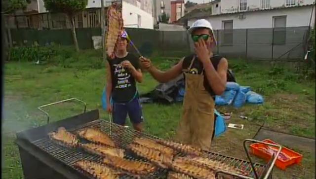 Gran churrascada en Santa Cruz (Oleiros) - 06/09/2015 22:30