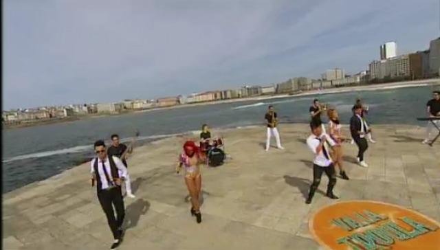 """Orquestra Principal, """"Bailar pegados"""", desde A Coruña - 26/07/2015 22:30"""