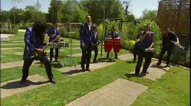 """Orquestra Ráfaga, """"No te vayas"""", en Allariz - 19/07/2015 22:30"""