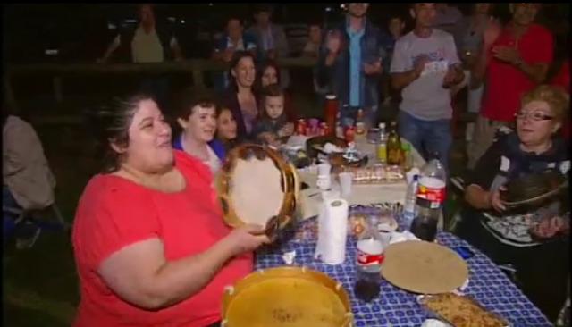 Virxe da Rocha, Festa da empanada en Caldelas de Tui - 06/09/2015 22:30