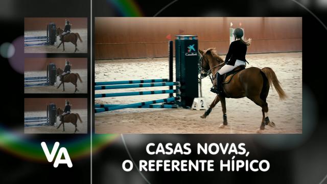 Casas Novas, o referente hípico - 14/12/2019 15:45