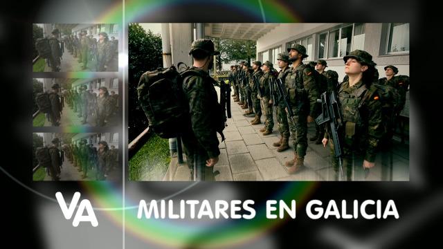 Militares en Galicia - 07/12/2019 15:45