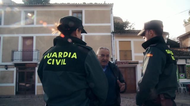 Os descoñecidos da Garda Civil - 12/10/2019 15:45
