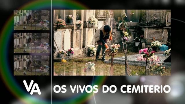 Os vivos do cemiterio - 02/11/2019 15:45