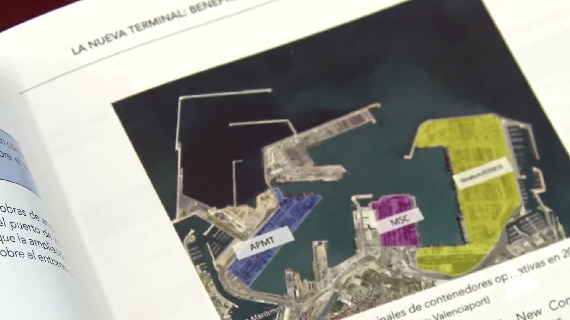 06-02-2020 Estudio ampliación del puerto de València