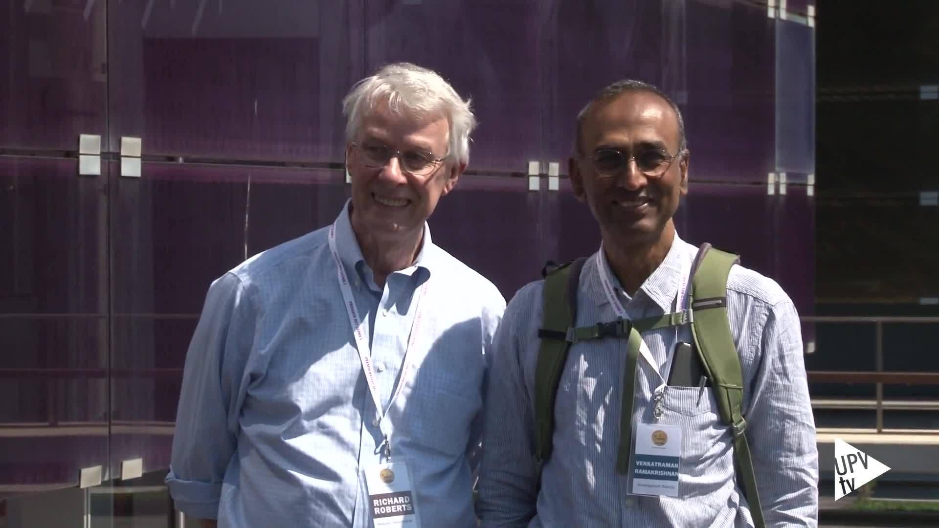 06-06-2016 Encuentro Premios Nobel en la UPV