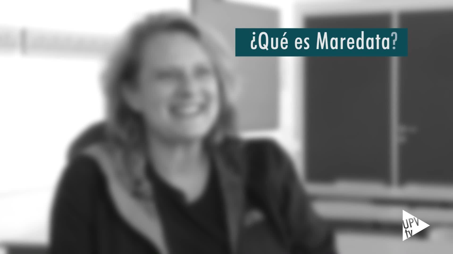 08-03-2016 Maredata, ciencia abierta en España